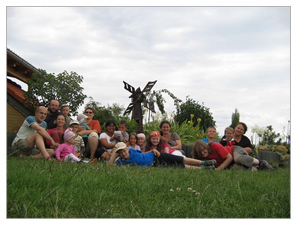 Výlet nedělní školy 2014